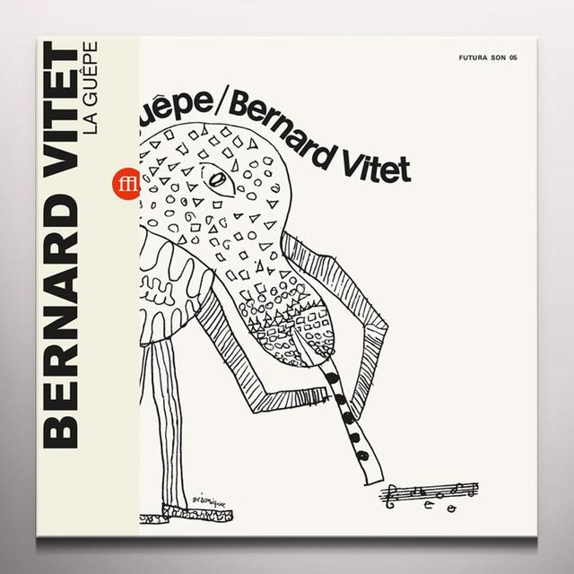 Bernard Vitet LA GUEPE Vinyl Record