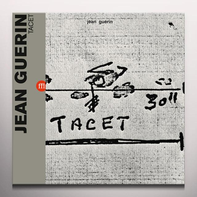 Jean-Christophe Guérin TACET Vinyl Record - Colored Vinyl, Gray Vinyl