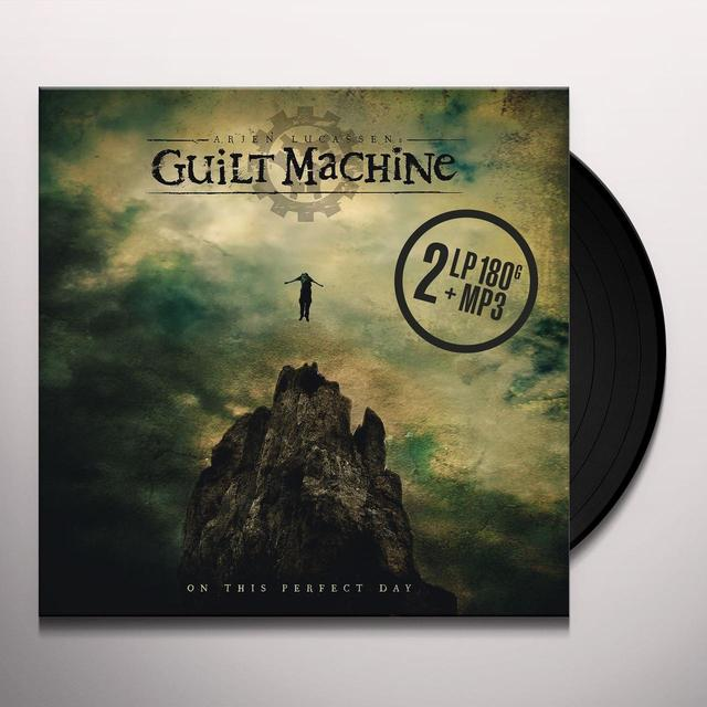 ARJEN LUCASSEN'S GUILT MACHINE ON THIS PERFECT DAY Vinyl Record - UK Release