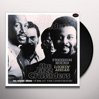 Jazz Crusaders FREEDOM SOUND/LOOKIN AHEAD Vinyl Record