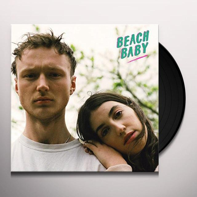 BEACH BABY NO MIND NO MONEY Vinyl Record - UK Import