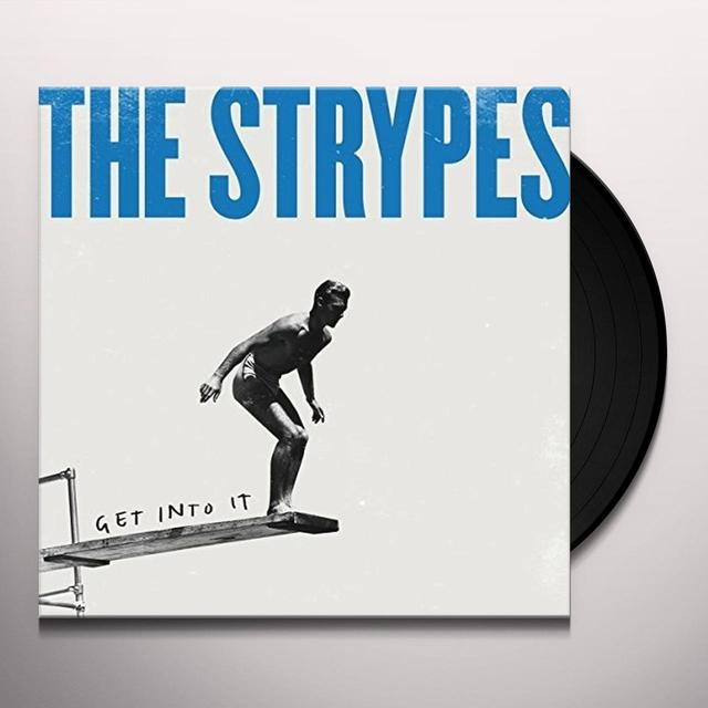 The Strypes GET INTO IT Vinyl Record - UK Import