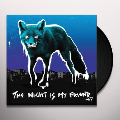 Prodigy NIGHT IS MY FRIEND EP Vinyl Record - UK Import