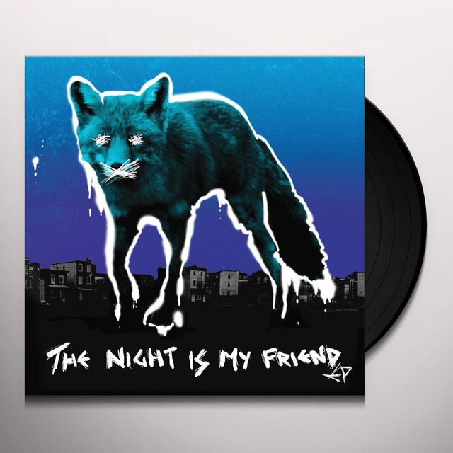 The Prodigy NIGHT IS MY FRIEND EP Vinyl Record - UK Release