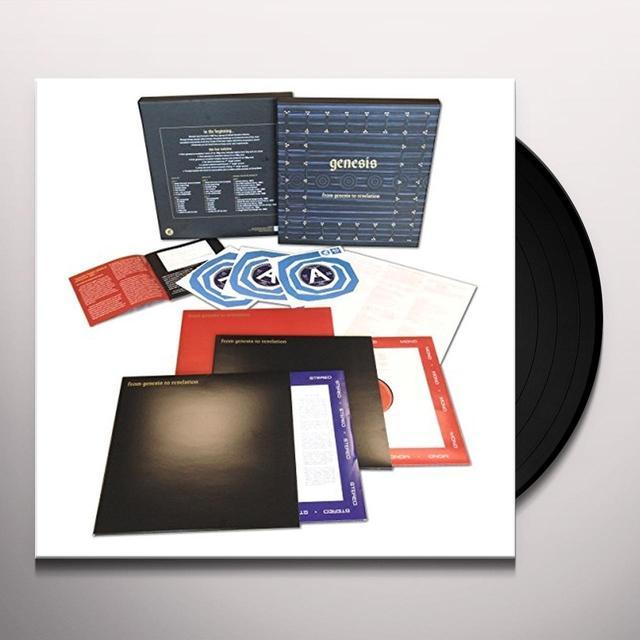 FROM GENESIS TO REVELATION (3LP + 3 7 INCH BOXSET) Vinyl Record