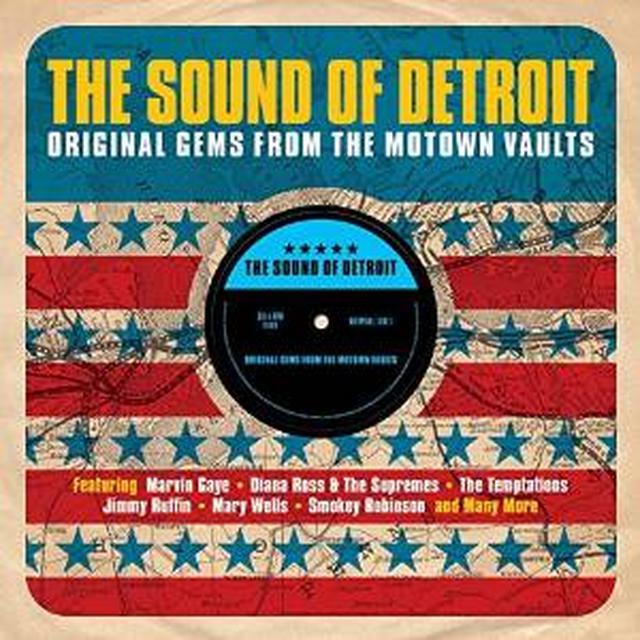 SOUND OF DETROIT:ORIGINAL GEMS FROM MOTOWN VAULTS
