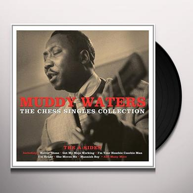 Muddy Waters CHESS SINGLES COLLECTION Vinyl Record - UK Import