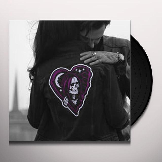 Creeper CALLOUS HEART Vinyl Record - UK Release