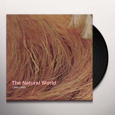 LAND LINES NATURAL WORLD Vinyl Record