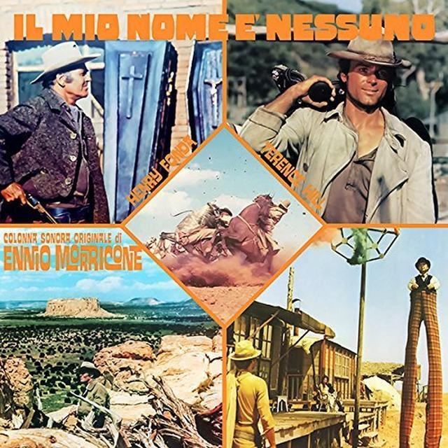Ennio Morricone IL MIO NOME E NESSUNO / O.S.T. Vinyl Record