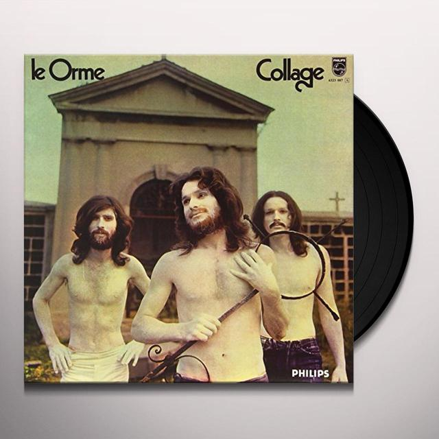 LE ORME (LTD) COLLAGE / O.S.T. Vinyl Record - Limited Edition