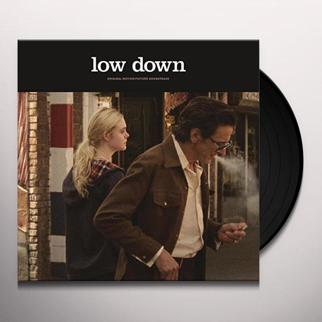 LOW DOWN / O.S.T. (GATE) (DLX) (RMST) LOW DOWN / O.S.T. Vinyl Record - Gatefold Sleeve, Deluxe Edition, Remastered