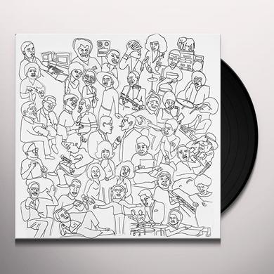 Romare RAINBOW Vinyl Record