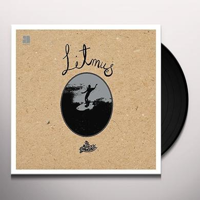 LITMUS / GLASS LOVE Vinyl Record