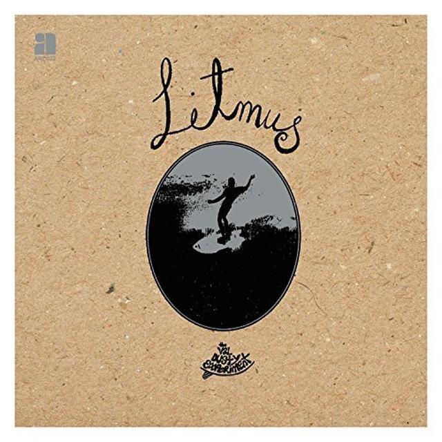 LITMUS / GLASS LOVE Vinyl Record