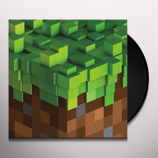 C418 (COLV) (GRN) MINECRAFT VOLUME ALPHA (TRANSPARENT GREEN VINYL) Vinyl Record
