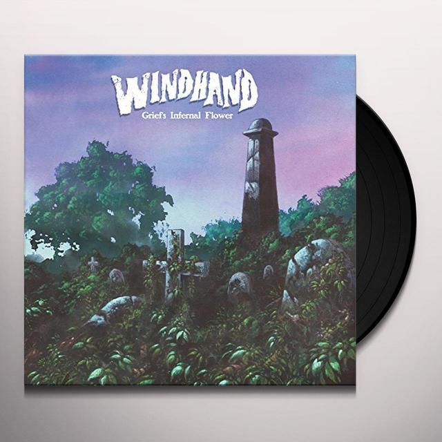 Windhand GRIEF'S INFERNAL FLOWER Vinyl Record - Limited Edition