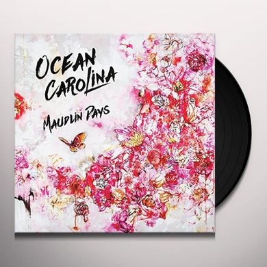 OCEAN CAROLINA MAUDLIN DAYS Vinyl Record