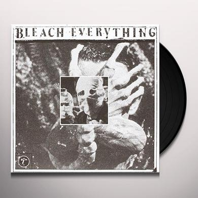 BLEACH EVERYTHING FREE INSIDE Vinyl Record