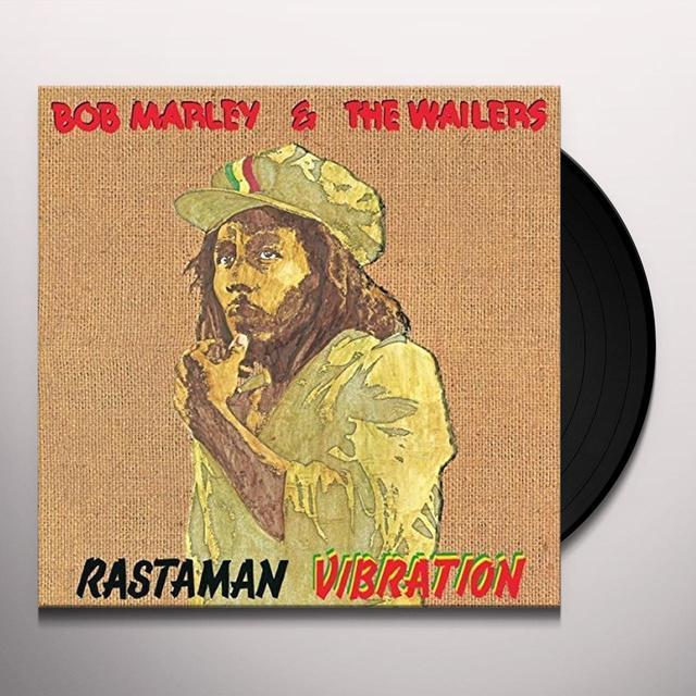 Bob Marley RASTAMAN VIBRATION Vinyl Record