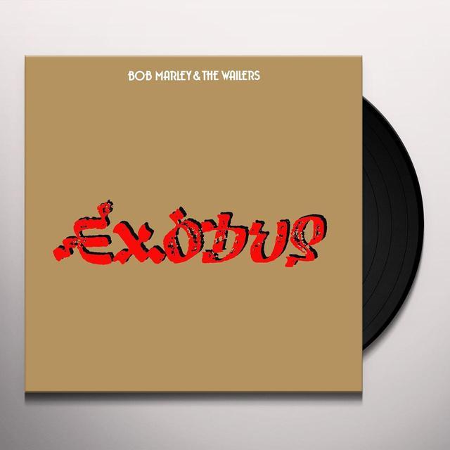 Bob Marley EXODUS Vinyl Record