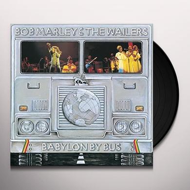Bob Marley BABYLON BY BUS Vinyl Record
