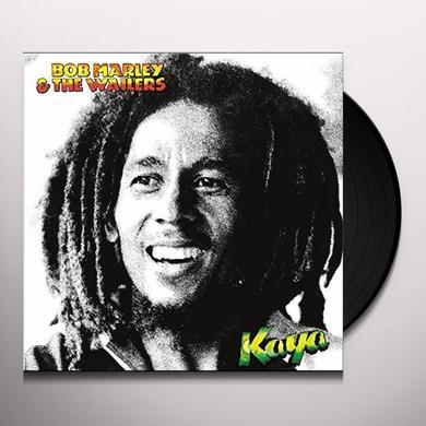 Bob Marley KAYA Vinyl Record