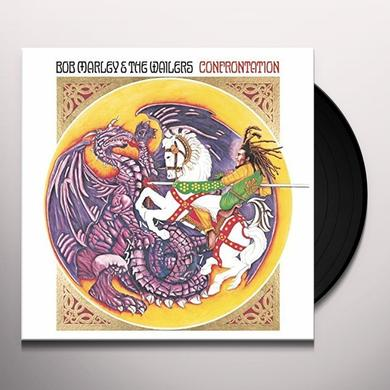 Bob Marley CONFRONTATION Vinyl Record