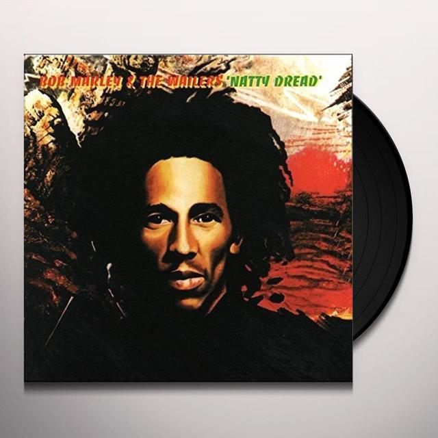 Bob Marley NATTY DREAD Vinyl Record