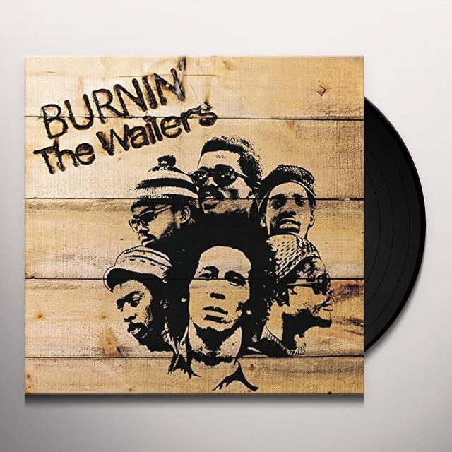 Bob Marley BURNIN Vinyl Record