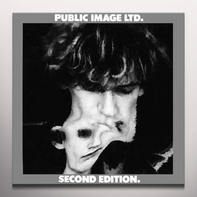 Public Image Ltd ( Pil ) SECOND EDITION Vinyl Record