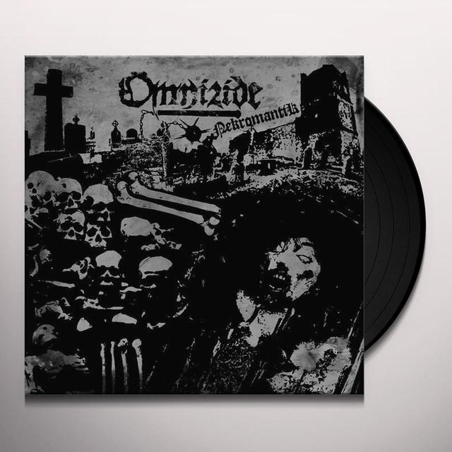 Omnizide NEKROMANTIK Vinyl Record - 10 Inch Single