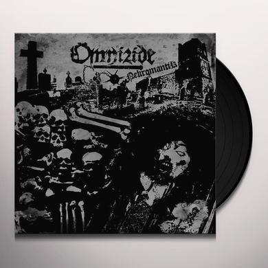 Omnizide NEKROMANTIK Vinyl Record - 10 Inch Single