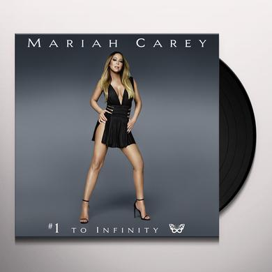 Mariah Carey #1 TO INFINITY   (DLI) Vinyl Record - Gatefold Sleeve, 180 Gram Pressing
