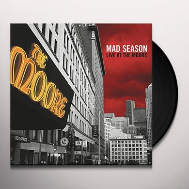 Mad Season LIVE AT THE MOORE Vinyl Record - Gatefold Sleeve, 180 Gram Pressing