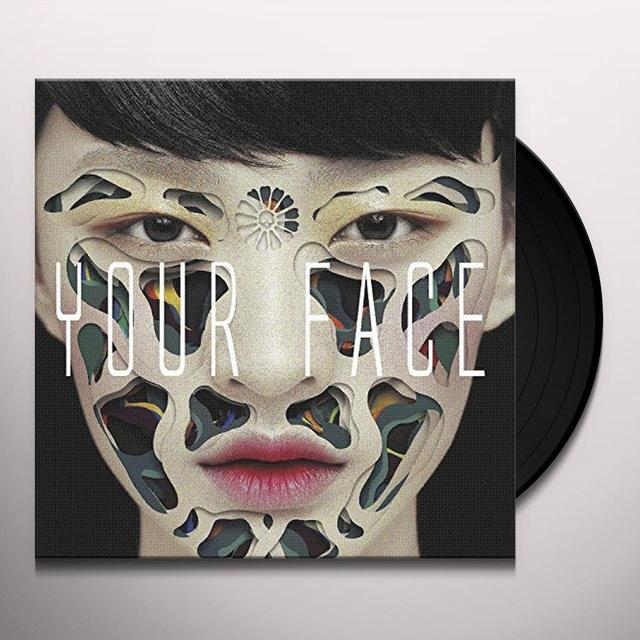 Venetian Snares YOUR FACE Vinyl Record