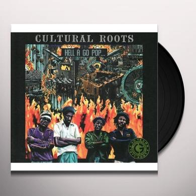 Cultural Roots HELL A GO POP Vinyl Record