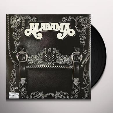 Alabama FEELS SO RIGHT Vinyl Record