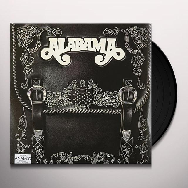 Alabama FEELS SO RIGHT Vinyl Record