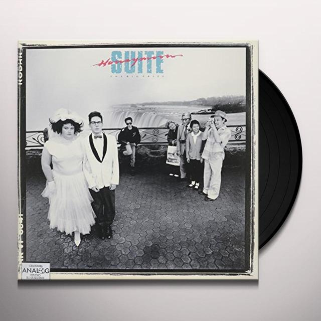 Honeymoon Suite BIG PRIZE Vinyl Record