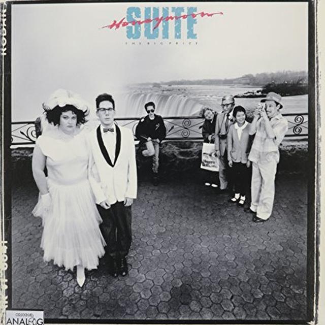 Honeymoon Suite BIG PRIZE Vinyl Record