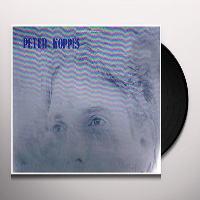 Peter Koppes MANCHILD & MYTH Vinyl Record - Gatefold Sleeve