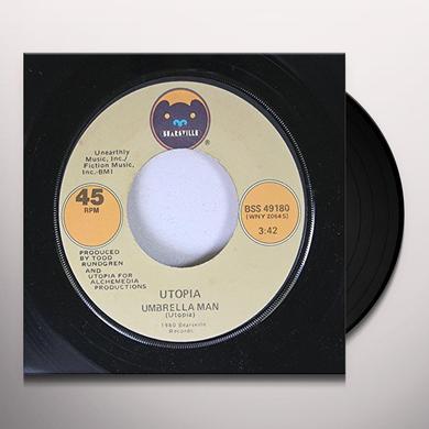 TODD RUNDREN'S UTOPIA Vinyl Record