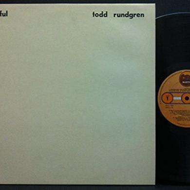 Todd Rundgren FAITHFUL Vinyl Record