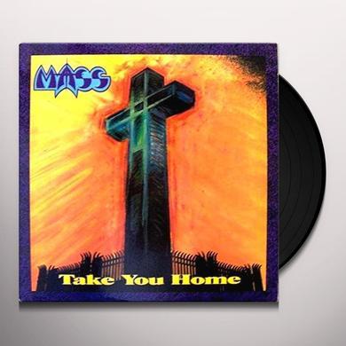 Mass TAKE YOU HOME (EP) Vinyl Record