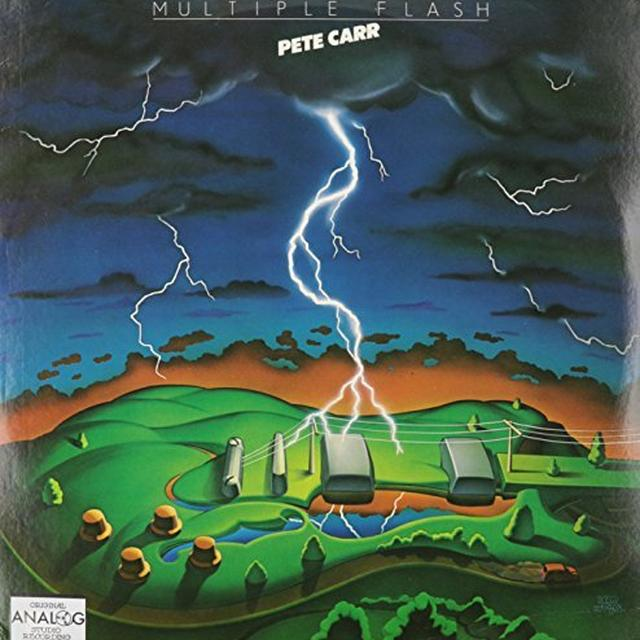 Pete Carr MULTIPLE FLASH Vinyl Record