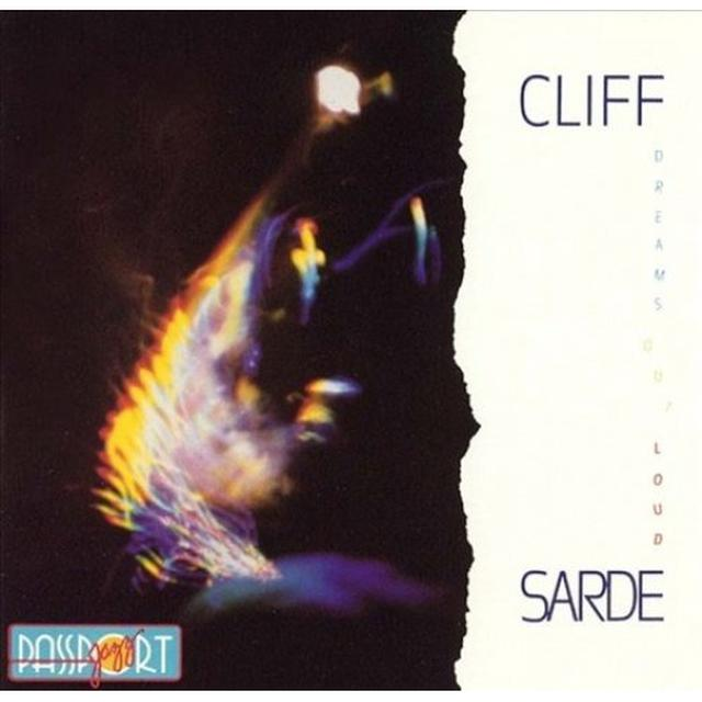 Cliff Sarde DREAMS OUT LOUD Vinyl Record