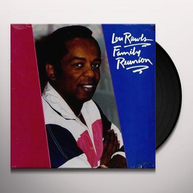 Lou Rawls FAMILY REUNION Vinyl Record