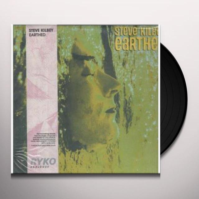 Steve Kilbey EARTHED Vinyl Record - Gatefold Sleeve