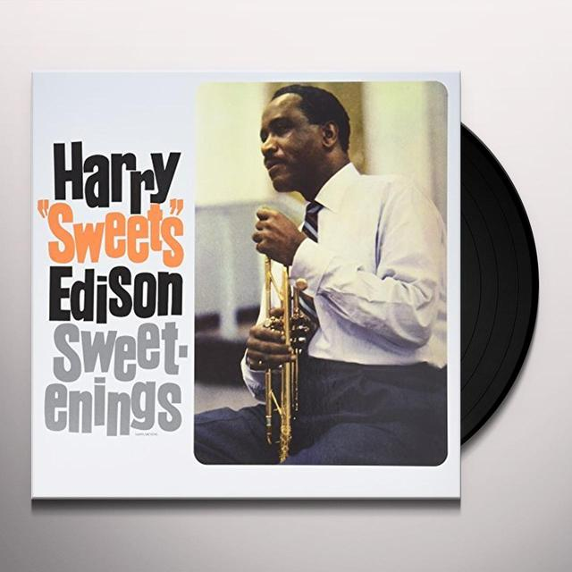 Harry Sweets Edison SWEETEINGS Vinyl Record - 180 Gram Pressing